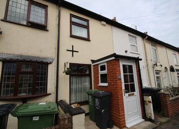 Thumbnail 1 bedroom terraced house for sale in Lower Cliff Road, Gorleston, Great Yarmouth