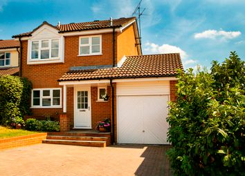 Thumbnail 4 bed link-detached house to rent in Anston Close, Lower Earley, Reading