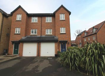 Thumbnail 4 bed semi-detached house for sale in Whitworth Square, Whitchurch, Cardiff