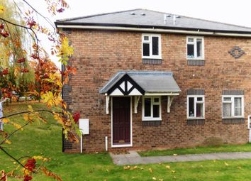 Thumbnail 1 bed property to rent in The Sycamores, Lichfield