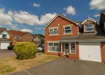 Thumbnail 5 bed detached house for sale in Poplar Grove, Ryton On Dunsmore, Coventry