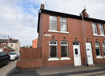 Thumbnail 2 bedroom end terrace house for sale in Mill Street, South Kirkby, Pontefract