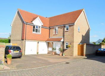 Thumbnail 4 bed detached house for sale in Whitehead Close, Writtle