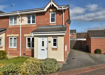Thumbnail 3 bed semi-detached house for sale in Moat House Way, Conisbrough, Doncaster