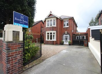 Thumbnail 4 bed detached house for sale in Park Road, Chorley