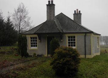 Thumbnail 3 bed detached house to rent in North Lodge Deuchar Farm, Fern, By Forfar