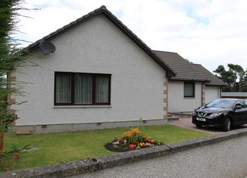Thumbnail 3 bed detached house for sale in Moss-Side Road, Nairn