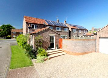 Thumbnail 4 bedroom detached house for sale in Main Street, Beeford, Driffield