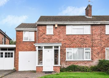 Thumbnail 3 bed semi-detached house for sale in Pensford Road, Northfield, Birmingham