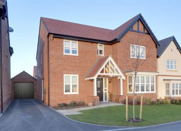 Thumbnail 5 bed detached house for sale in Spring Lane, Mapperley, Nottinghamshire