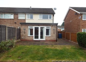Thumbnail 3 bed property to rent in Newgate Street, Burntwood