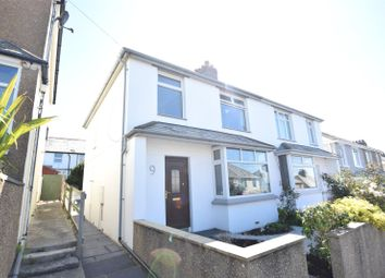Thumbnail 3 bed semi-detached house for sale in Southfield Road, Bude
