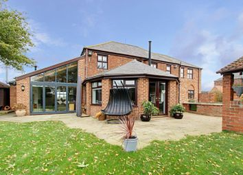 Thumbnail 5 bed detached house for sale in Village Road, Sunk Island, Sunk Island, East Yorkshire