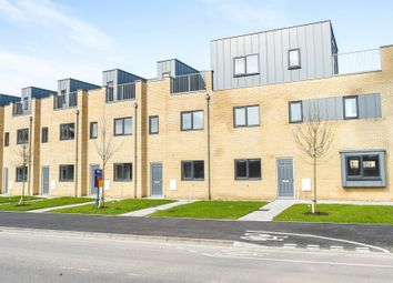 Thumbnail 3 bed town house for sale in Watkiss Way, Cardiff Bay, Cardiff