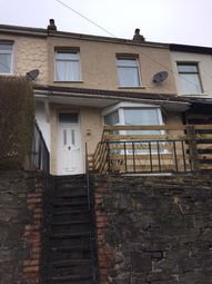 Thumbnail 3 bed terraced house to rent in Tylerstown, Ferndale