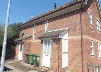 Thumbnail 1 bed end terrace house to rent in Great Eastern Way, Fakenham