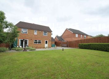 Thumbnail 4 bed detached house to rent in Chatteris Park, Runcorn