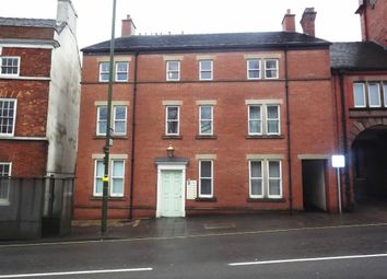 Thumbnail 1 bed flat to rent in Stockwell Street, Stockwell, Leek