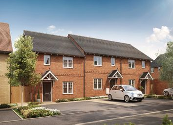 "Thumbnail 3 bed property for sale in ""The Broadwell"" at St. James Close, Bartestree, Hereford"