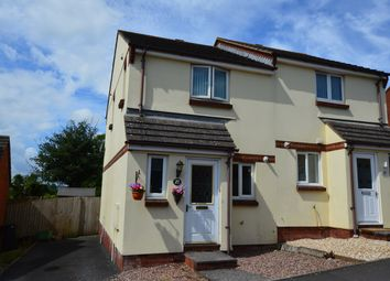 Thumbnail 2 bed semi-detached house for sale in Leeward Lane, The Willows, Torquay