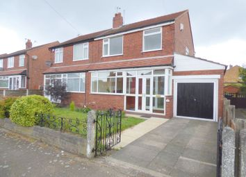 Thumbnail 3 bedroom semi-detached house for sale in Birkdale Road, Stockport