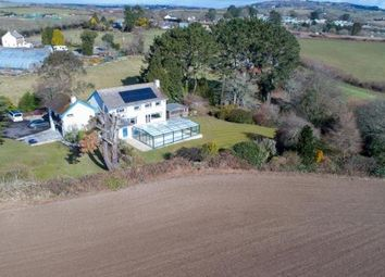 Thumbnail 6 bed detached house for sale in Looe, Cornwall