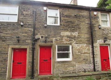 1 bed terraced house to rent in Ovenden Road, Ovenden, Halifax HX3