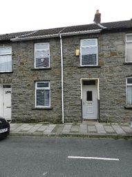Thumbnail 3 bed terraced house to rent in Gilmour Street, Tonypandy