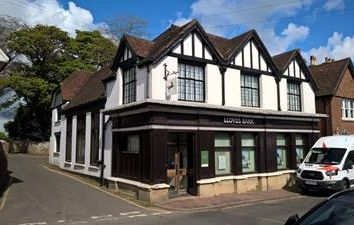 Thumbnail Retail premises for sale in Lloyds Bank, High Street, Wadhurst, Tunbridge Wells, Kent