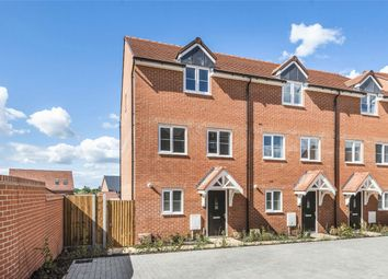 Thumbnail 3 bed terraced house for sale in Dragonfly Crescent, Biddenham, Bedford
