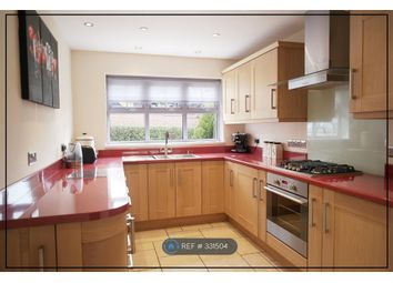 Thumbnail 4 bedroom detached house to rent in Princetown Close, Stoke-On-Trent