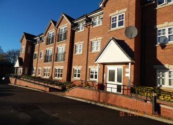 Thumbnail 2 bed flat for sale in College Fields, Widnes