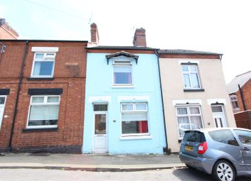 Thumbnail 2 bed terraced house for sale in Queen Street, Barwell, Leicester