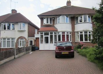 Thumbnail 3 bed semi-detached house to rent in Ridgacre Road, Quinton, Birmingham