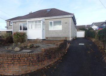 Thumbnail 3 bed detached bungalow for sale in Penllwynrhodyn Road, Llwynhendy, Llanelli