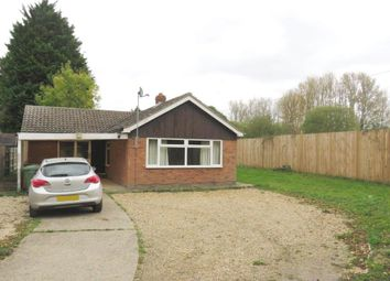 Thumbnail 3 bed detached bungalow for sale in High Street, Meldreth, Royston