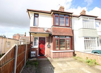 Thumbnail 2 bed end terrace house for sale in Lacon Road, Caister-On-Sea, Great Yarmouth