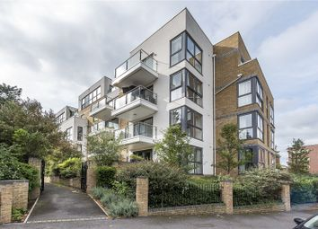 Thumbnail 3 bed flat for sale in St. Marks Court, 1 Church Hill Road, Surbiton