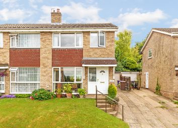 Thumbnail 3 bed semi-detached house for sale in Parklands, Royston