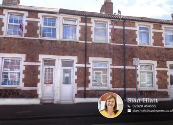 Thumbnail 3 bed terraced house for sale in Robert Street, Cathays, Cardiff