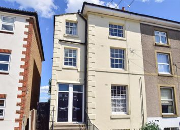 Thumbnail 3 bed flat for sale in Pier Road, Northfleet, Gravesend, Kent