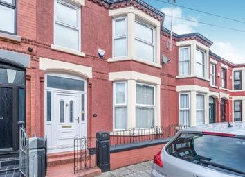 Thumbnail 4 bed terraced house for sale in Brelade Road, Liverpool, Merseyside, England