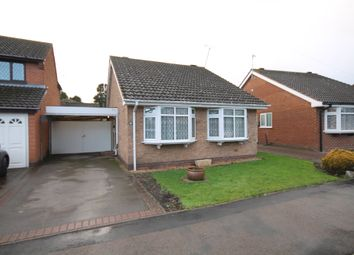 Thumbnail 2 bed detached bungalow for sale in Alice Close, Bedworth