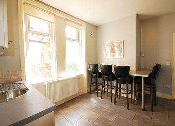 Thumbnail 5 bedroom flat to rent in Warton Terrace, Heaton, Newcastle Upon Tyne
