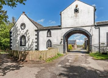 Thumbnail 2 bed terraced house for sale in Gadgirth Estate, By Coylton, South Ayrshire, Scotland