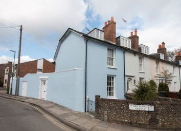 3 bed end terrace house for sale in Orchard Street, Chichester PO19