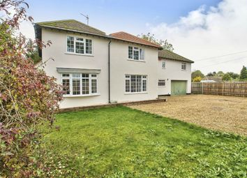 Thumbnail 6 bed detached house for sale in Station Road, Bluntisham, Huntingdon