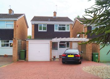 Thumbnail 3 bed detached house for sale in Cockshute Hill, Droitwich