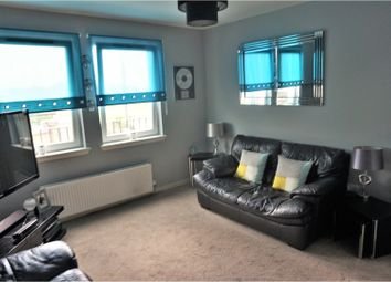 Thumbnail 2 bed flat for sale in John Muir Way, Motherwell