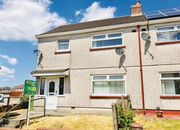 Thumbnail 3 bed semi-detached house to rent in Ty Coch, Rhymney, Tredegar